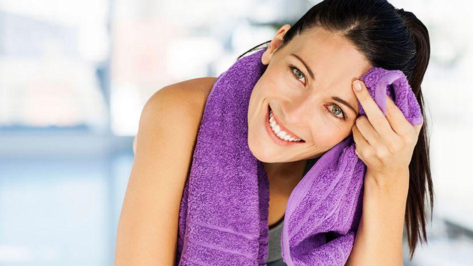 Aprenda como cuidar do cabelo antes, durante e depois da academia