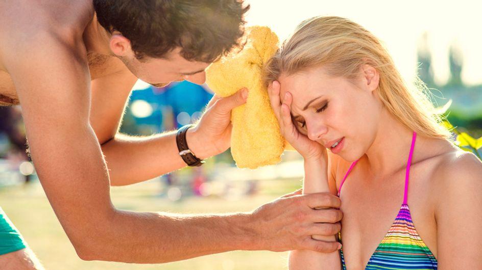 Colpo di calore: sintomi e rimedi per affrontare il caldo