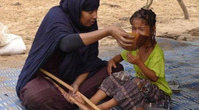 Mauritanie : les filles nourries de force pour faire de bonne épouse