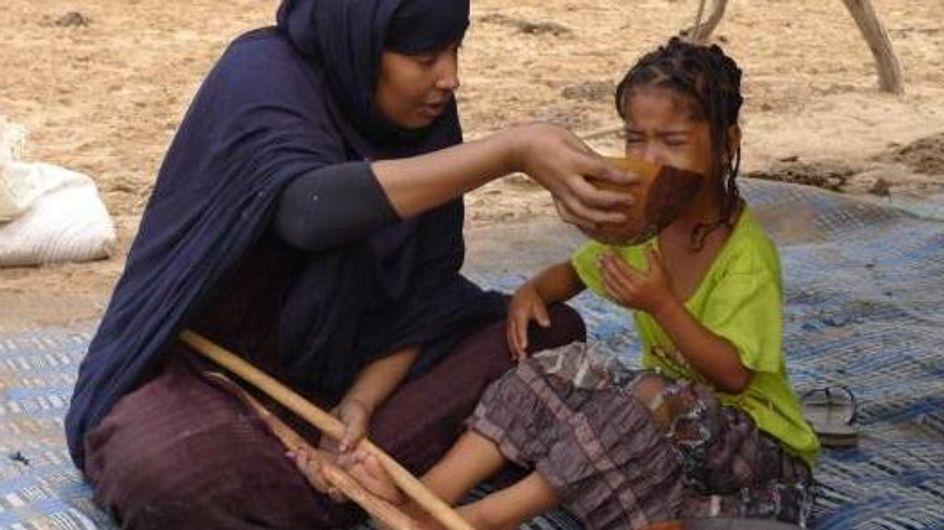 En Mauritanie, on gave les filles pour qu'elles fassent de bonnes épouses