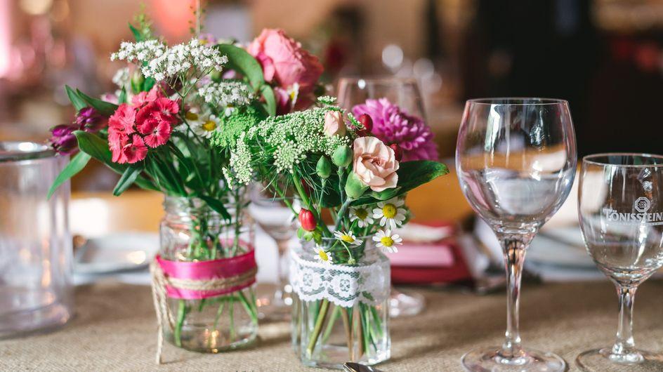 Marry me: Die wunderschönsten Hochzeitsdeko-Trends des Jahres!