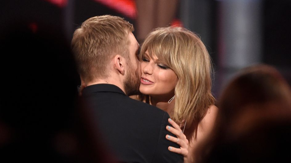 La gran pelea pública de Taylor Swift y Calvin Harris por una canción