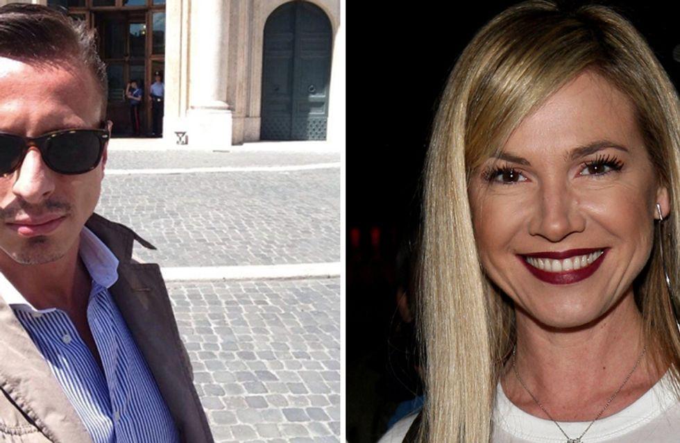 Federica Panicucci di nuovo innamorata: ecco chi è il fidanzato Marco Bacini!