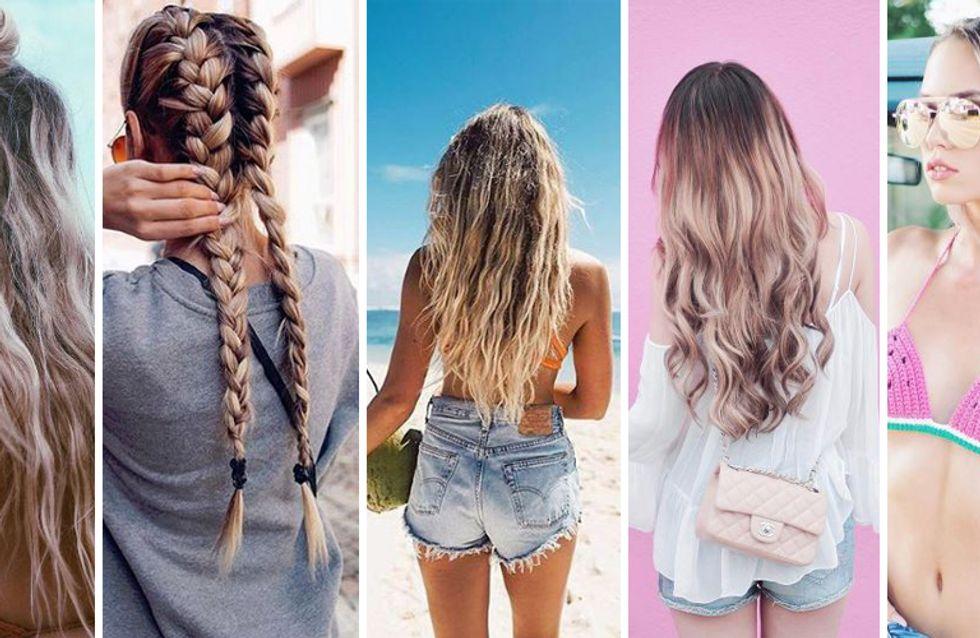 #hairGoals: 4 Instagram-Frisuren, die wir SOFORT nachstylen wollen!