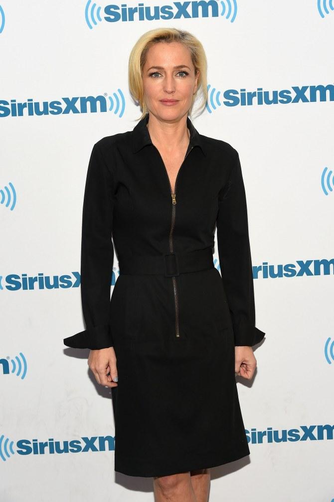 Quelles actrices pour une Jane Bond ? Gillian Anderson
