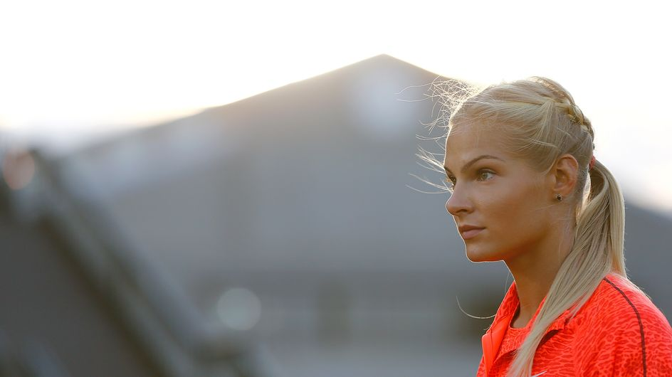 JO de Rio : Darya Klishina, seule athlète russe en compétition