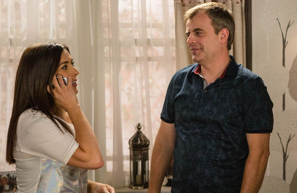 Coronation Street 27/7 - Steve wrestles with his doubts