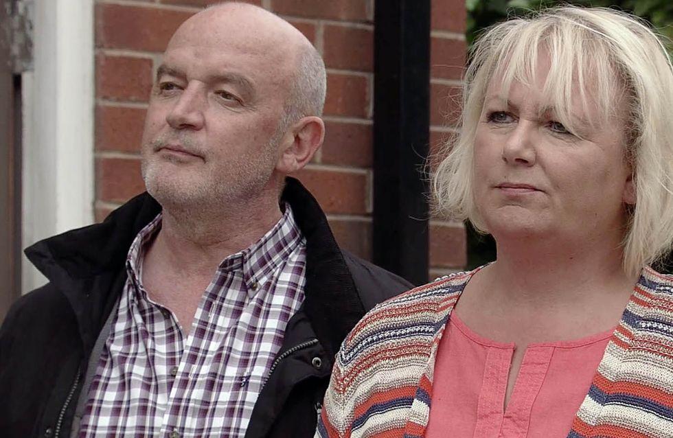 Coronation Street 29/7 - Eileen hears trouble on the grapevine