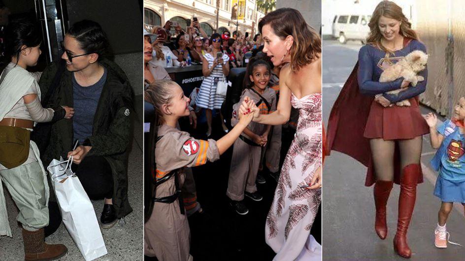 Girlpower! Diese Bilder beweisen, warum weibliche Heldinnen für junge Mädchen SO wichtig sind