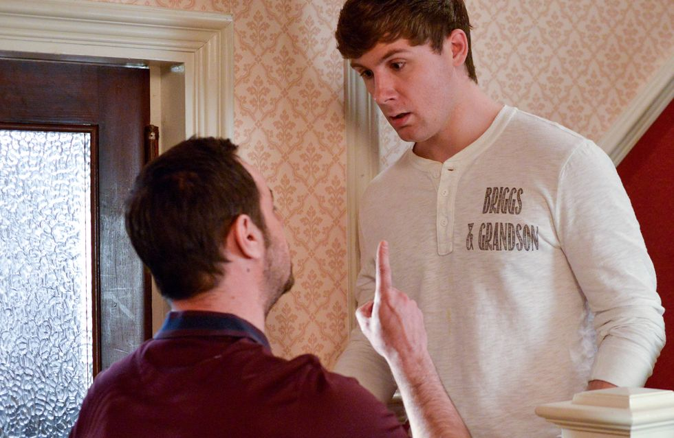 Eastenders 25/7 - The residents continue to reel from Paul's death