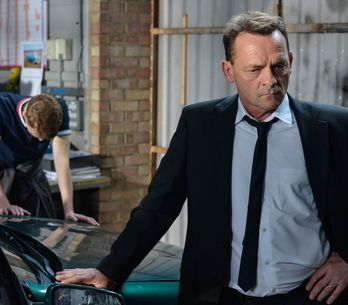 Eastenders 28/7 - Billy confronts Jay over his discovery
