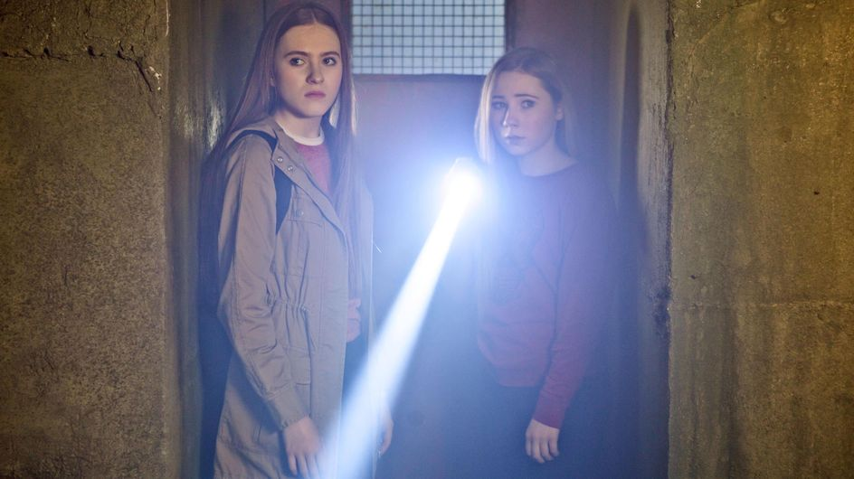 Hollyoaks 26/7 - Peri and Nico are trapped in the bunker
