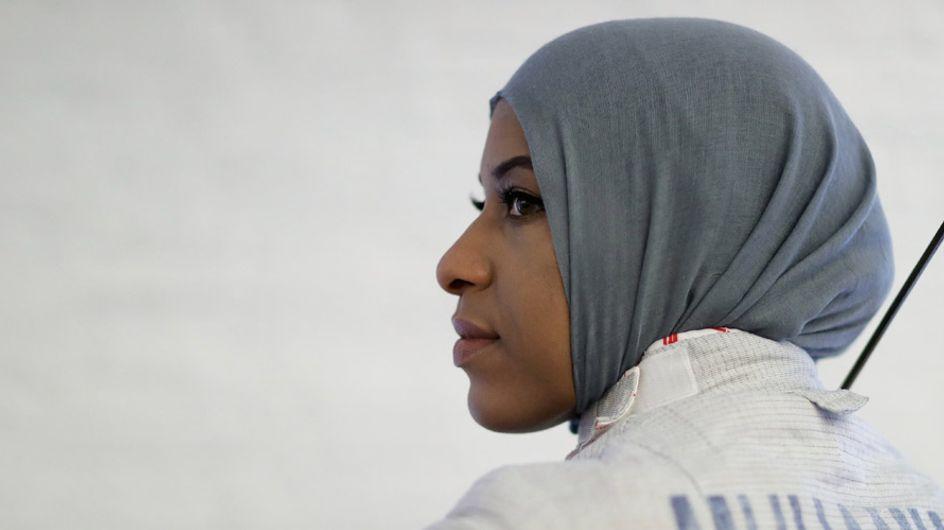 Esta atleta será la primera mujer en competir en los JJ.OO vistiendo el hiyab
