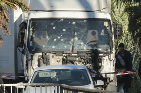 Le camion qui a causé la mort de 84 personnes à Nice le 14 juillet