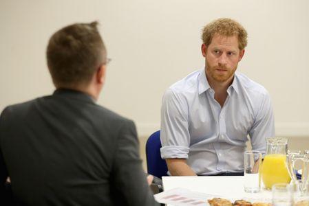 Le prince Harry se fait dépister du virus du SIDA dans un hôpital londonien