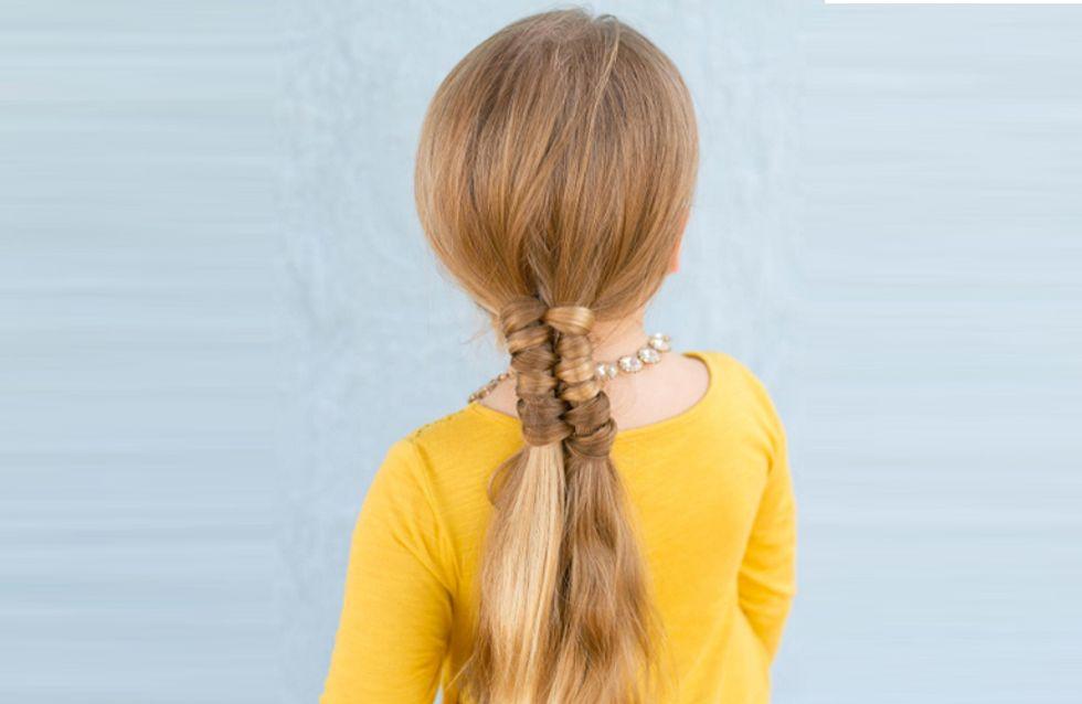 La peluquera más famosa de Instagram tiene 5 años y un talento increíble para los peinados