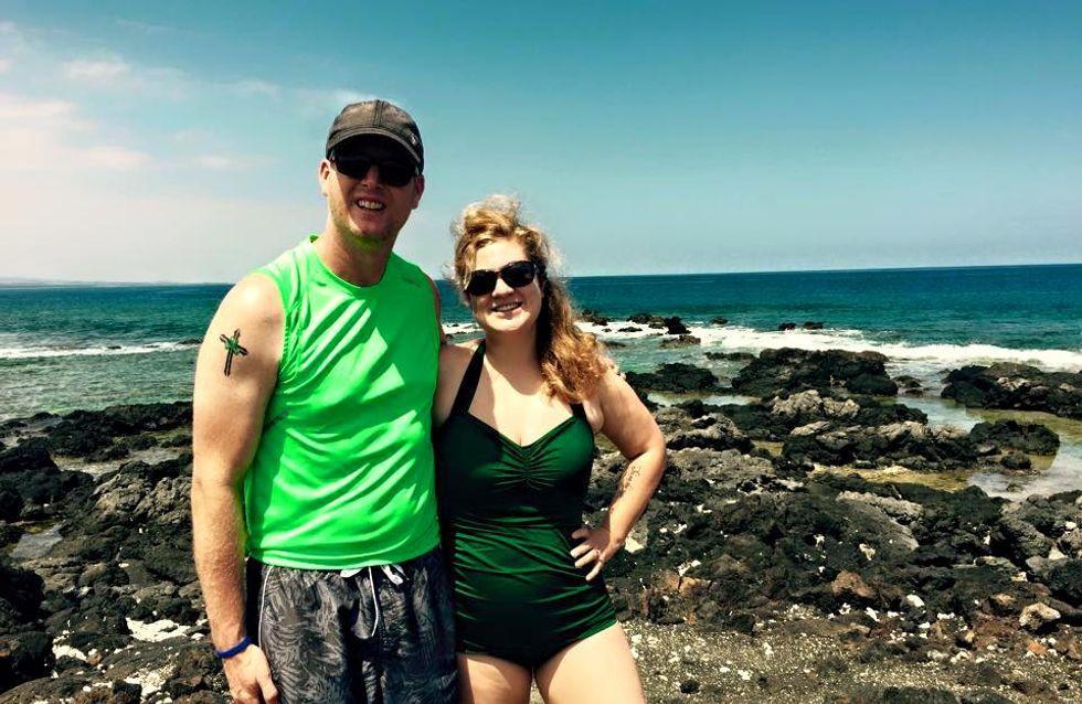 Die dicke Frau im Badeanzug: So reagiert diese Mutter auf fiese Kommentare am Strand