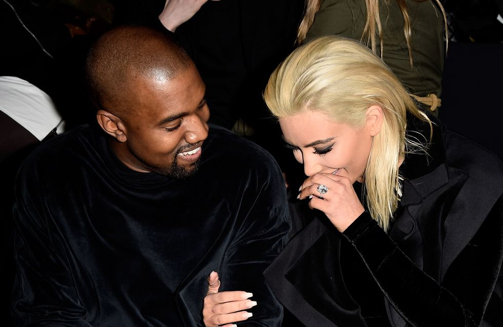 Kim Kardashian Exposes Taylor Swift Approving Kanye West's 'Famous' Lyrics On Snapchat