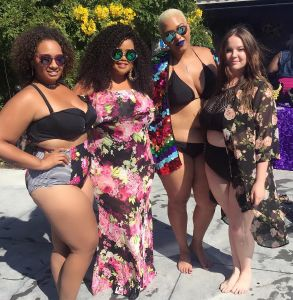 La Golden Confidence Pool Party 2016 à Los Angeles