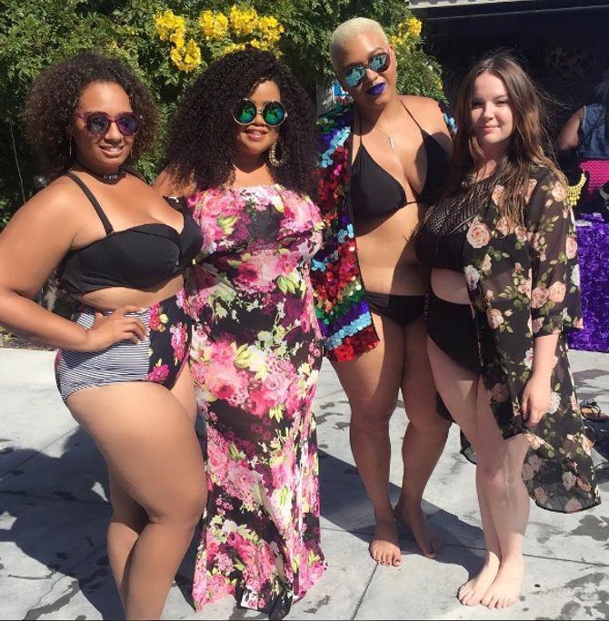 La Golden Confidence Pool Party 2016 à Los Angeles