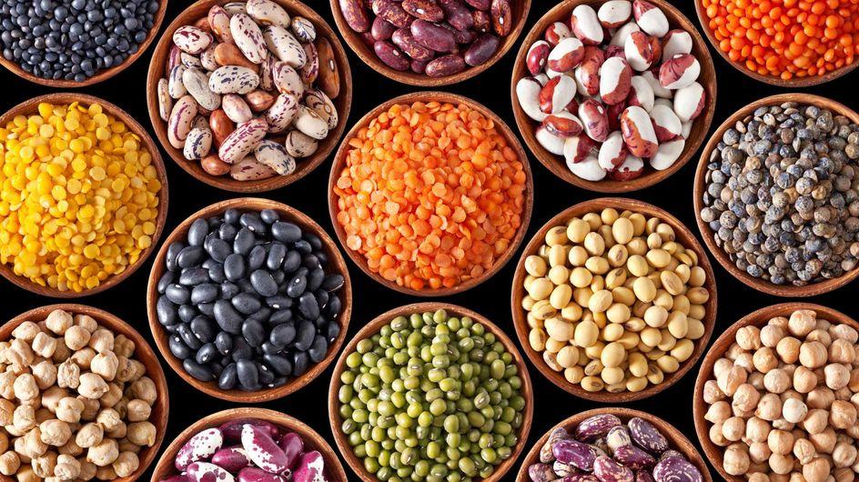 "Diga ""sim"" às proteínas vegetais"