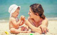 6 consejos para ir a la playa con tu bebé sin preocupaciones