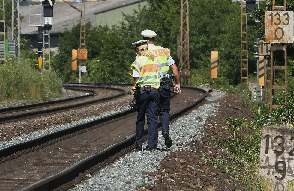 En Allemagne, l'attaque d'un train à la hache revendiquée par DAESH