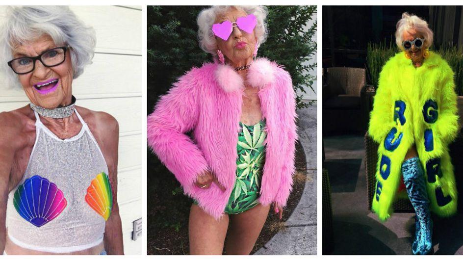 Come avere più follower su Instagram: ce lo spiega Baddie Winkle, un'ottantenne del Kentucky