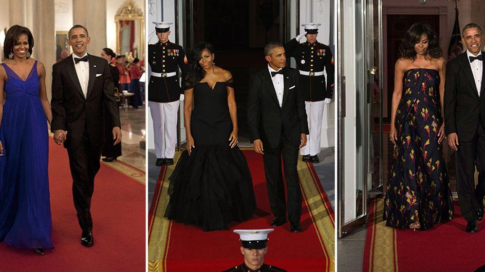 Flotus Style: Michelle Obama's Classiest Looks