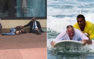 Kurz die Welt retten: 7 Bilder, die beweisen, dass es auch noch gute Menschen gi
