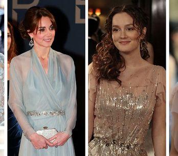 Kate Middleton s'inspirerait-elle des looks de Blair Waldorf ?