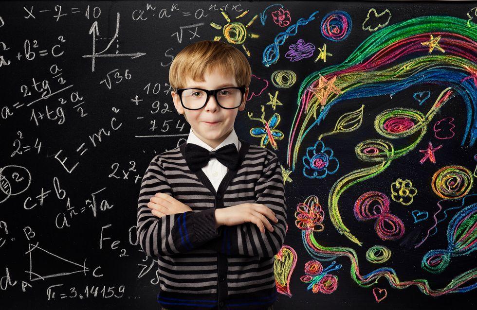 È provato: i bambini ereditano l'intelligenza dalla mamma