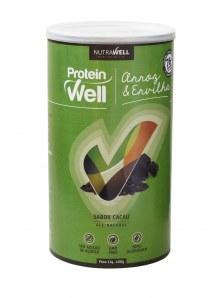 Protein Well de Arroz e Ervilha - Nutrawell