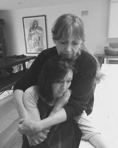 Shannen Doherty et sa mère