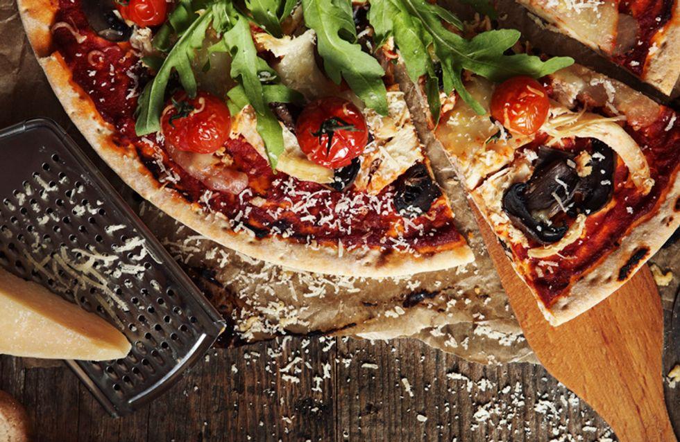 10 recetas de pizza casera que nos hacen muy felices