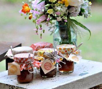 Regalos para invitados DIY: ideas para hacer los detalles de tu boda tú misma