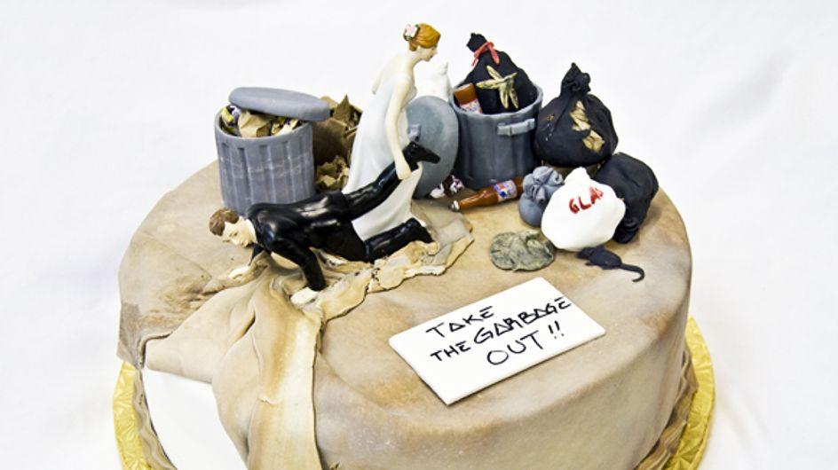 Hasta que el pastel nos separe: 20 formas muy dulces de celebrar ¡el divorcio!