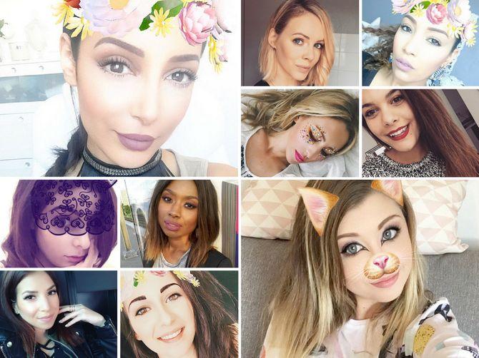 Nos 10 influenceuses beauté préférées présentes sur Snapchat