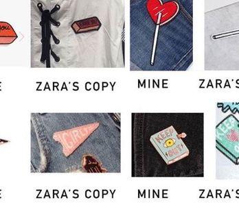 Un vilain gros plagiat pour Zara... (Photos)