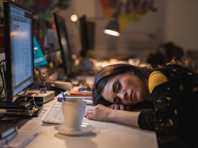 La stanchezza influisce sulla produttività a lavoro