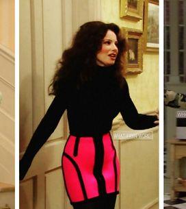 Dolce & Gabbana, Dior, Versace... Miss Fine habillée par les plus grands cou