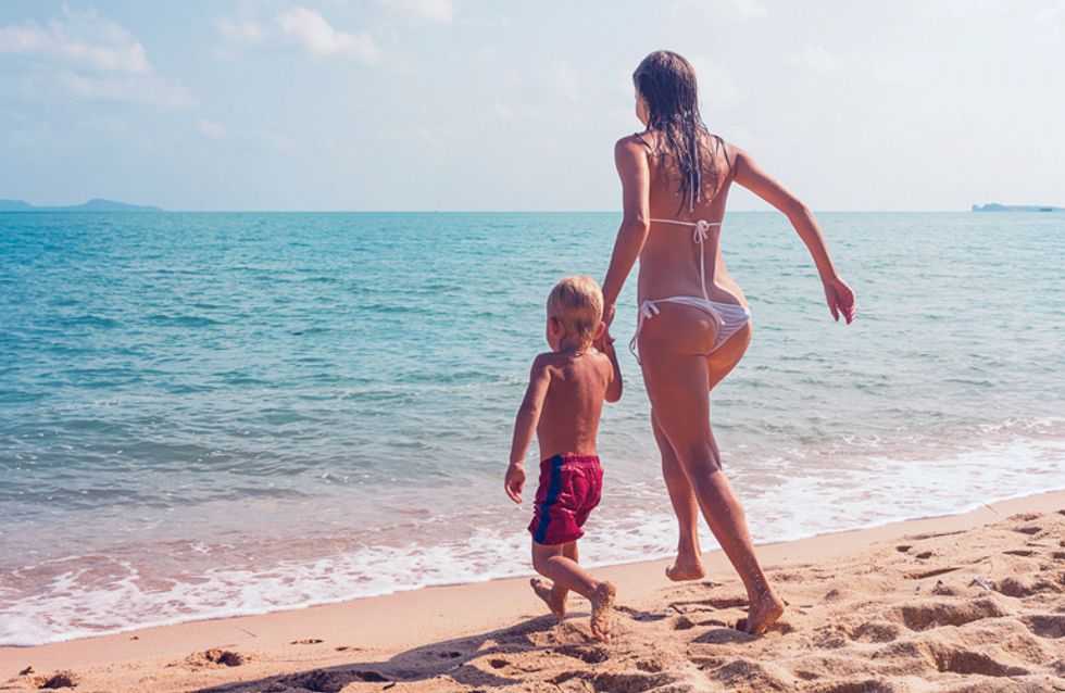 After-Baby-Body: Geniale Ideen für dein Workout mit Kind!