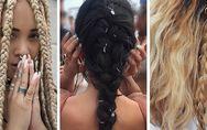 Tendance coiffure : quand les piercings s'invitent dans nos cheveux