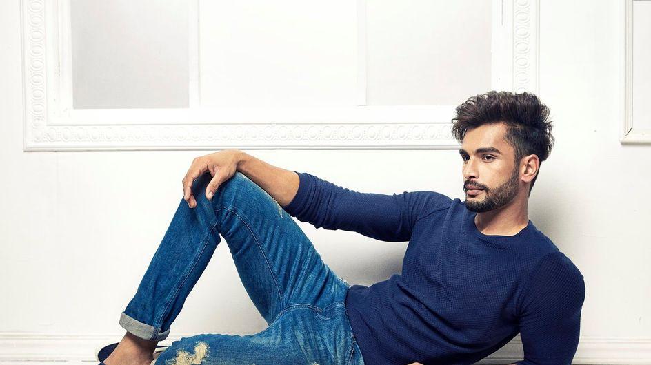 Se llama Rohit Khandelwal y es el hombre más guapo del planeta