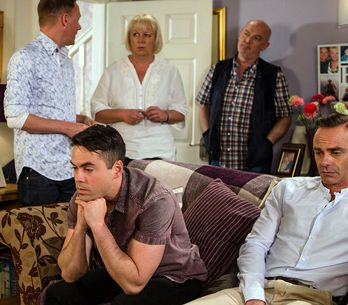 Coronation Street 05/8 - Sean gives Eileen a difficult choice