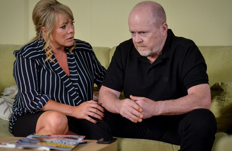Eastenders 02/8 - Worried for Ben, Sharon takes control