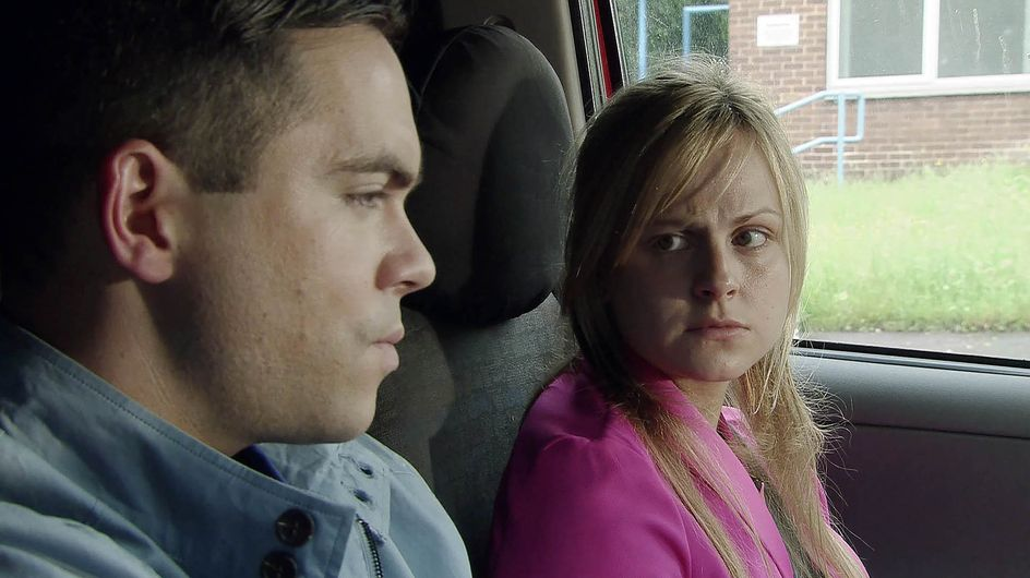 Coronation Street 03/8 - Sarah and David are forced to confess