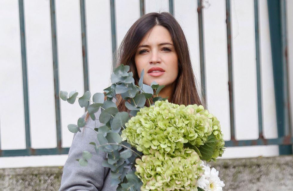 Sara Carbonero huye a su pueblo natal para olvidar su peor semana