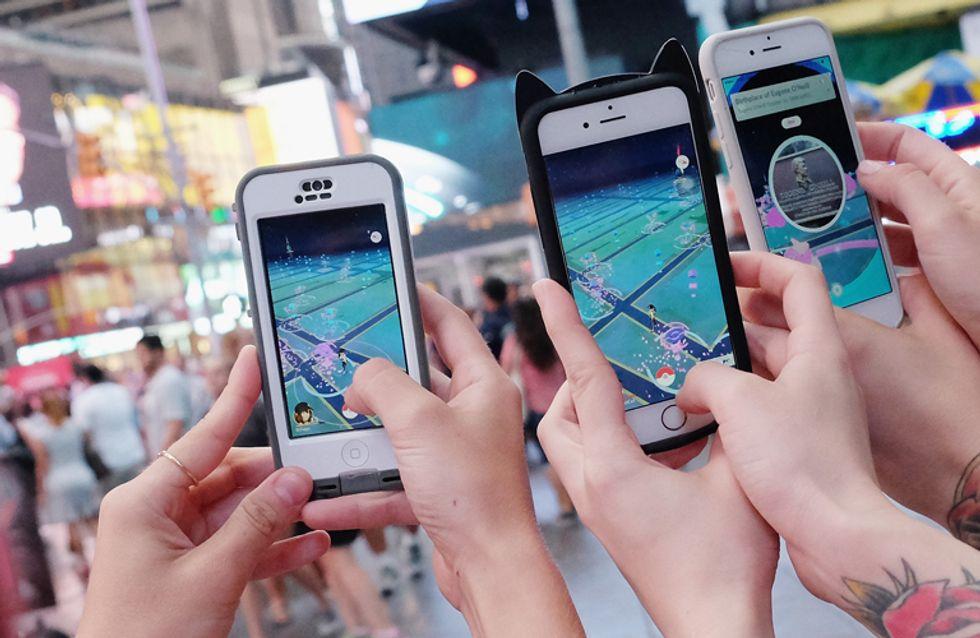 Pokémon GO: El juego de moda que puede ayudarte a adelgazar