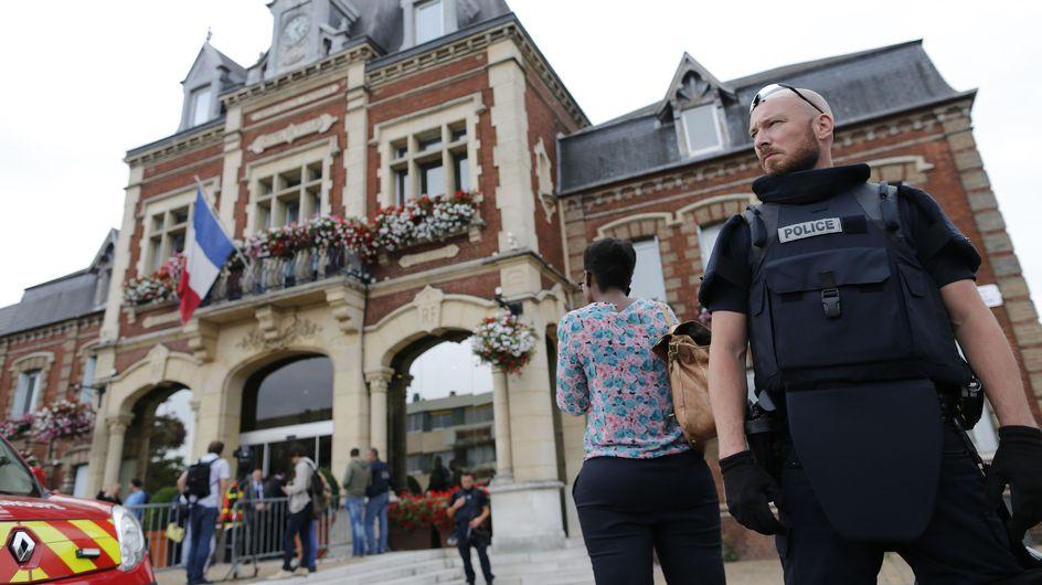 L'attaque de Saint-Etienne-du-Rouvray revendiquée par DAESH